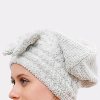 Kapa sa mašnom za brzo sušenje kose