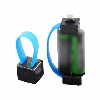 Stay In Charge - Tesla bežični punjač na AA/AAA baterije