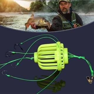 Hranilica i udica za ribe