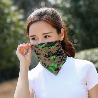 Višenamenska sportska zaštitna maska - marama