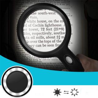 Lighted Magnifying Glass - Led lupa za uveličavanje stvari