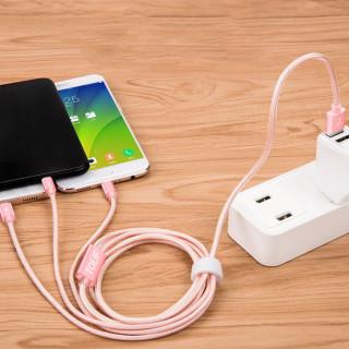 3 u 1 USB kabl za telefon