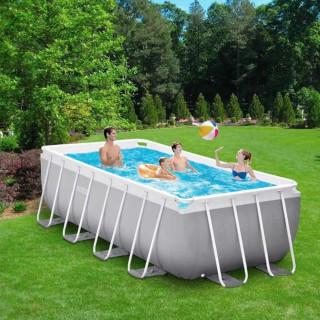 INTEX 26784 PRISM FRAME - Pravougaoni porodični bazen dimenzija 300cm x 175cm x 80cm