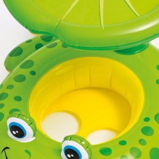 INTEX 56584 FROG Seat - Dečiji šlauf sa krovnom zaštitom od UV zraka