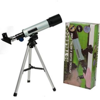 Teleskop sa tronožnim stativom