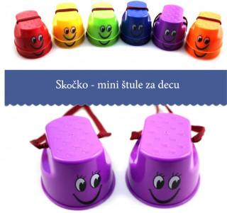 Skočko - Mini štule za zabavu i rekreaciju