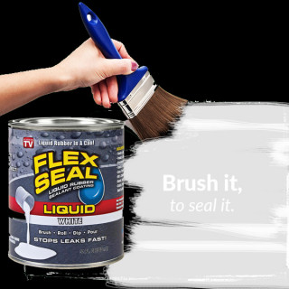 FLEX SEAL LIQUID - Tečna guma za zaštitu i reparaciju oštećenih površina