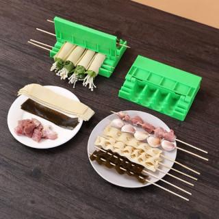 Kebab Maker - 3u1 mašina za izradu ražnjića, kebaba i rolnica