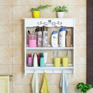 Moderna zidna polica za kupatilo