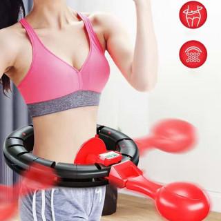 Hula Hop - Fitnes sprava za oblikovanje struka i stomaka
