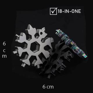 18u1 Multifunkcionalni odvijač u obliku pahulje