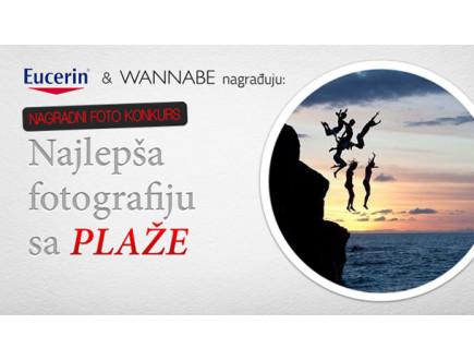 Eucerin & Wannabe nagrađuju: Najlepša fotografija sa plaže