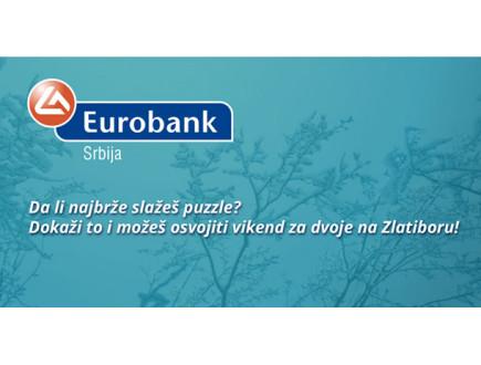 Eurobank Srbija nagrađuje!