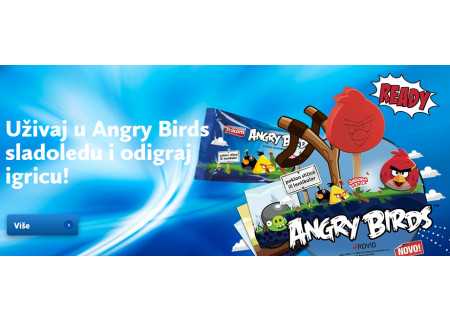 Frikom Angry Birds