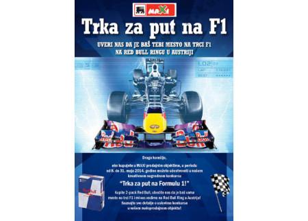 Trka za put na F1