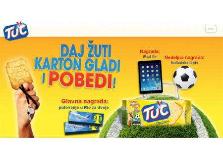 Daj žuti karton gladi i pobedi!