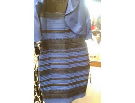 Koje boje je haljina? Crno-plava ili belo-zlatna?