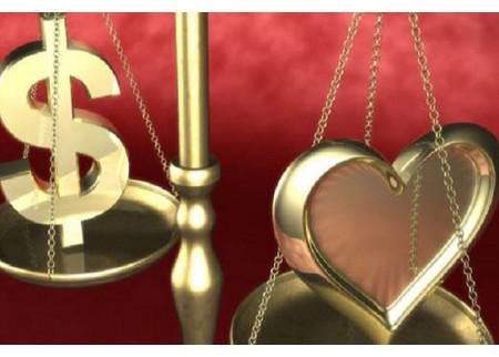 Većina ljudi u svetu smatra da novac može da kupi sreću