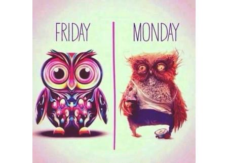 Niste samo vi u pitanju, ponedeljak jeste najgori dan