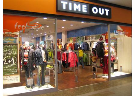 Time Out - sniženje do 50%!