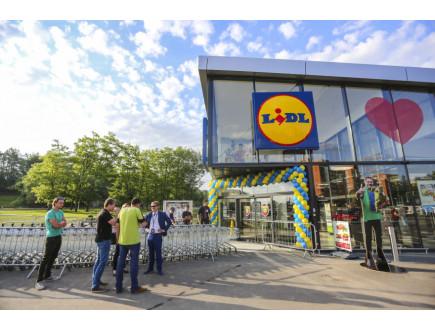 Lidl: Najavljeno otvaranje još sedam prodavnica