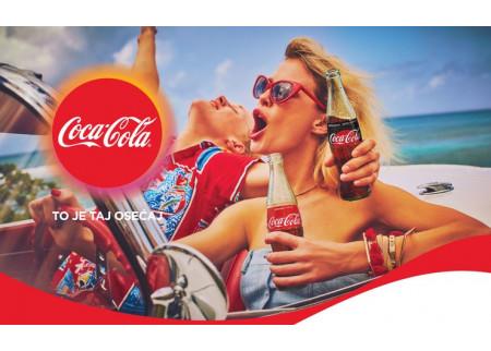 Coca-Cola nagradna igra 2018 - Zaleti se i osvoji leto