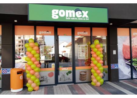 GOMEX: Prvi objekat u Čačku