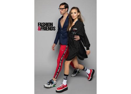 Lois & Clark u novoj kampanji multibranda FASHION&FRIENDS