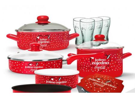 Osvoji Coca-Cola kuhinjski set