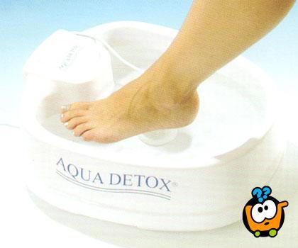 Aqua detox + GRATIS lakiranje noktiju na rukama i nogama