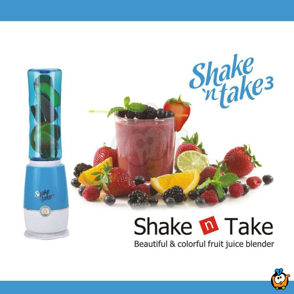 Shake 'n Take 3 - Super moćan blender sa sportskom bocom