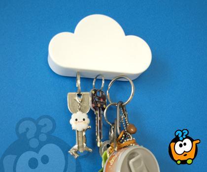 Cloud Key Holder - Magnetni držač ključeva