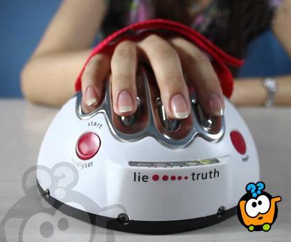 Detektor laži sa elektro-šokom