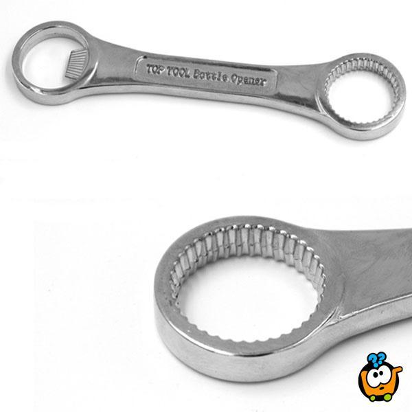 Top tool - Otvarač flaša u obliku majstorskog ključa