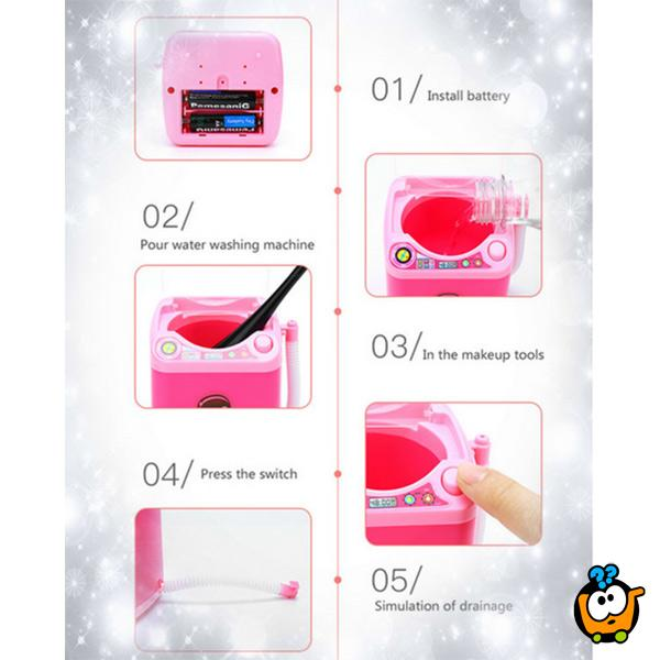 Mini washer - Mini mašina za pranje make-up pribora