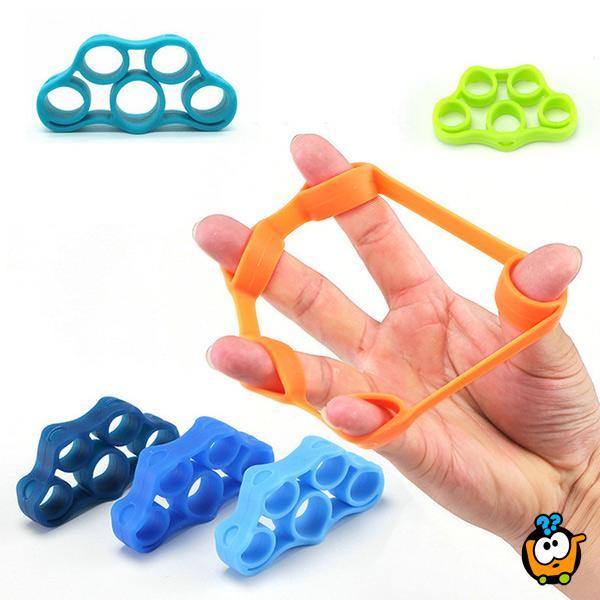 Silicone finger trainer - Silikonski vežbač prstiju
