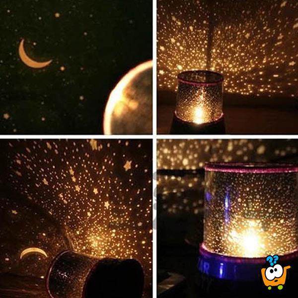 Star Master - Projektor zvezdanog neba