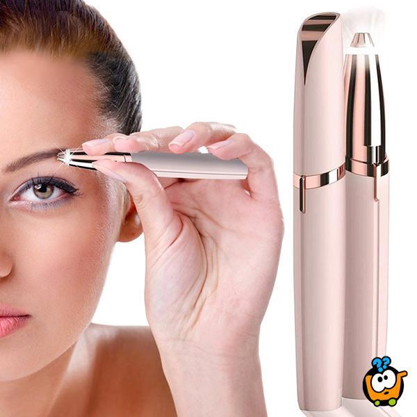 Magični štapić za uklanjanje dlačica sa ženskog lica