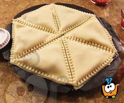 EZ Pockets - Magične tepsije za pite, mantije i gibanice