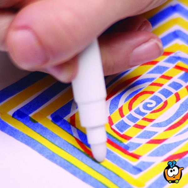 Magic Pens - Čarobni flomasteri koji menjaju boju