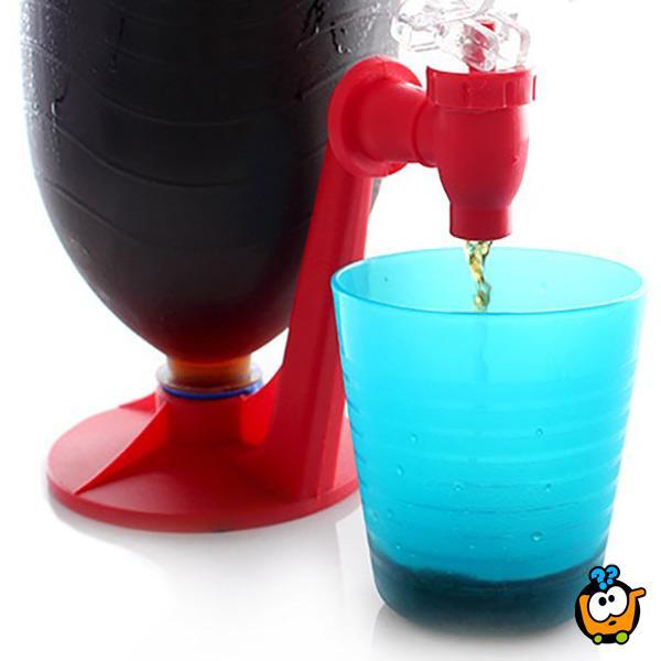 Čuvar mehurića - Super točilica za gazirana pića