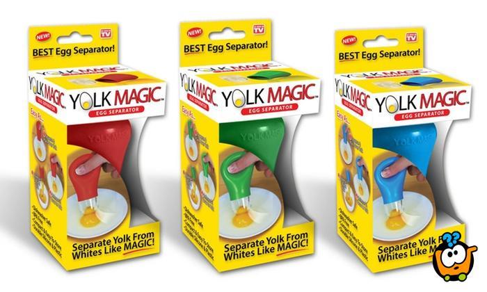 Yolk Magic - Praktični separator za žumanca