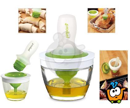 Inovativni kuhinjski set za premazivanje