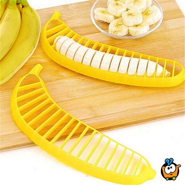 Banana slicer - Rezač banana