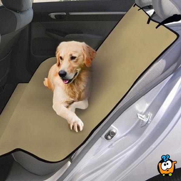 Prekrivač auto sedišta za Vaše ljubimce