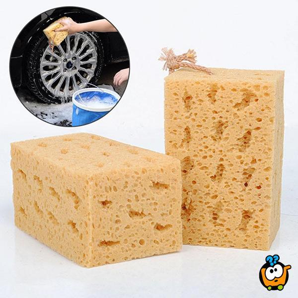 Veliki sunđer za pranje kola i ostalih površina