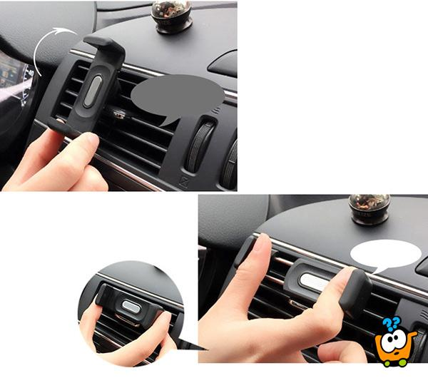 Car phone holder - Univerzalni držač telefona u kolima