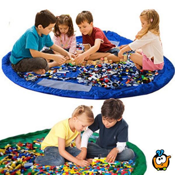 2 u 1 Organizer igračaka