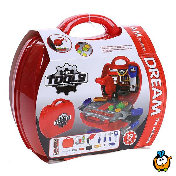 Dream kofer set - Tools - Majstorski alat