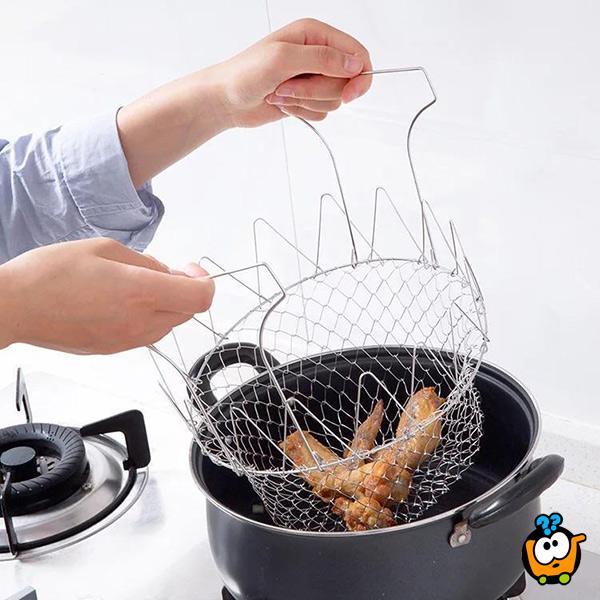 Magična korpa za kuvanje